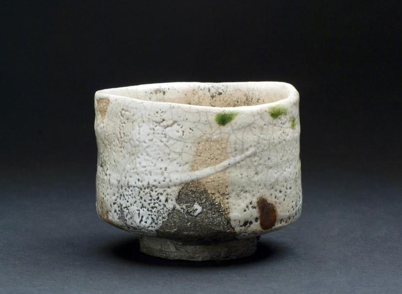 Akira Satake Chawan, 2012 Stoneware 3.75 x 4.75 x 4.75 inches 9.5 x 12.1 x 12.1 cm ASa 26