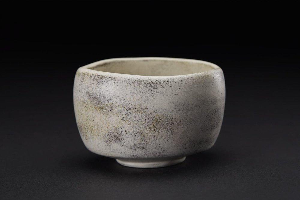 Aki Katayama    Chawan  , 2012 Ceramic 3.19 x 4.25 x 4.49 inches 8.1 x 10.8 x 11.4 cm AKi 7