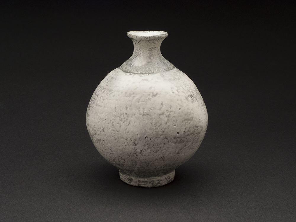Yui Tsujimura    Tokkuri  , 2013 Ceramic 5.2 x 3.78 x 4.21 inches 13.2 x 9.6 x 10.7 cm TSY 11