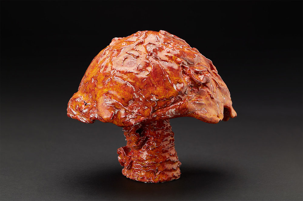 Straiph Wilson    Codriel  , 2016 Ceramic 6 x 6 x 6.5 inches 15.2 x 15.2 x 16.5 cm StWi 12