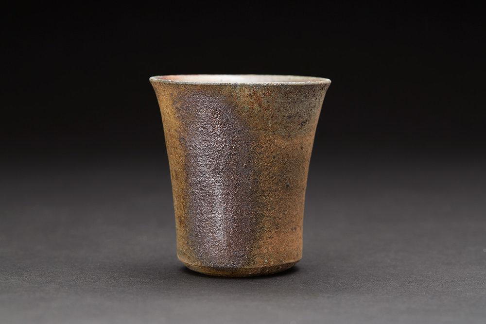 Taki Nakazato    Cup  , 2016 Ceramic 2.75 x 2.5 x 2.5 inches 7 x 6.4 x 6.4 cm TNak 2