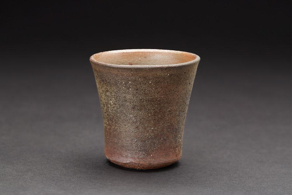 Taki Nakazato    Cup  , 2016 Ceramic 2.75 x 2.5 x 2.5 inches 7 x 6.4 x 6.4 cm TNak 3