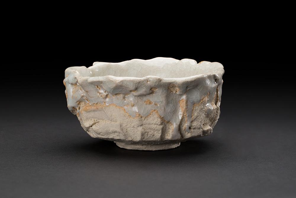 Chris Rond  Seracs  , 2017 Ceramic 2.5 x 5 x 5 inches 6.4 x 12.7 x 12.7 cm CRo 1