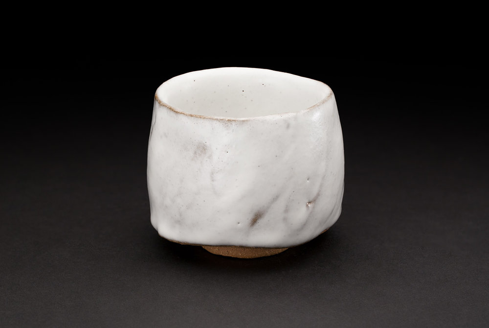 Peggy Germain  Cup  , 2018 Ceramic 2.75 x 3.5 x 3.5 inches 7 x 8.9 x 8.9 cm PGe 12