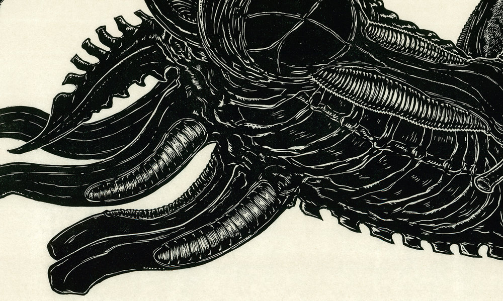 Jonesy_and_the_Xenomorph_24x48_2016_detail2.jpg