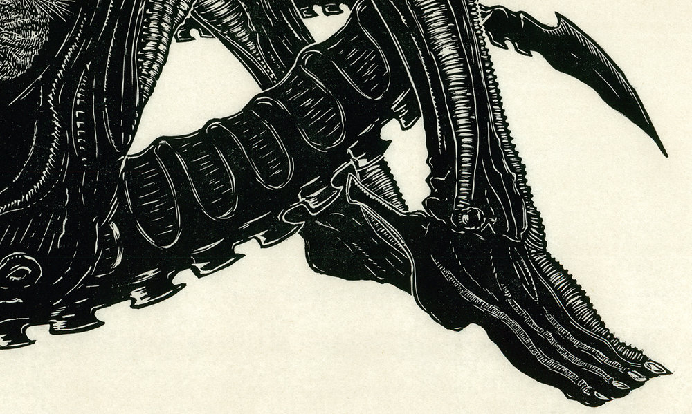 Jonesy_and_the_Xenomorph_24x48_2016_detail5.jpg