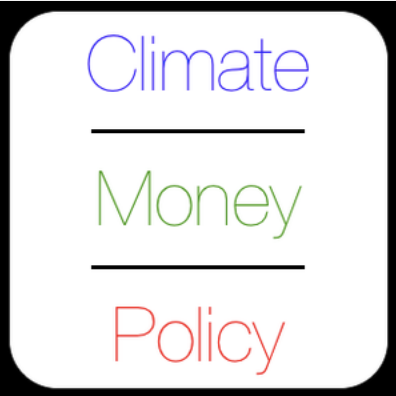 Climate | Money | Policy