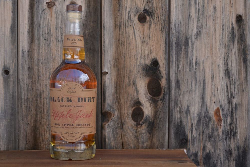 Photo Courtesy of Black Dirt Distillery