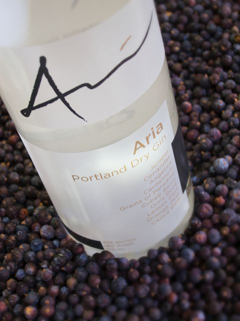 Photo Courtesy of Aria Portland Dry Gin