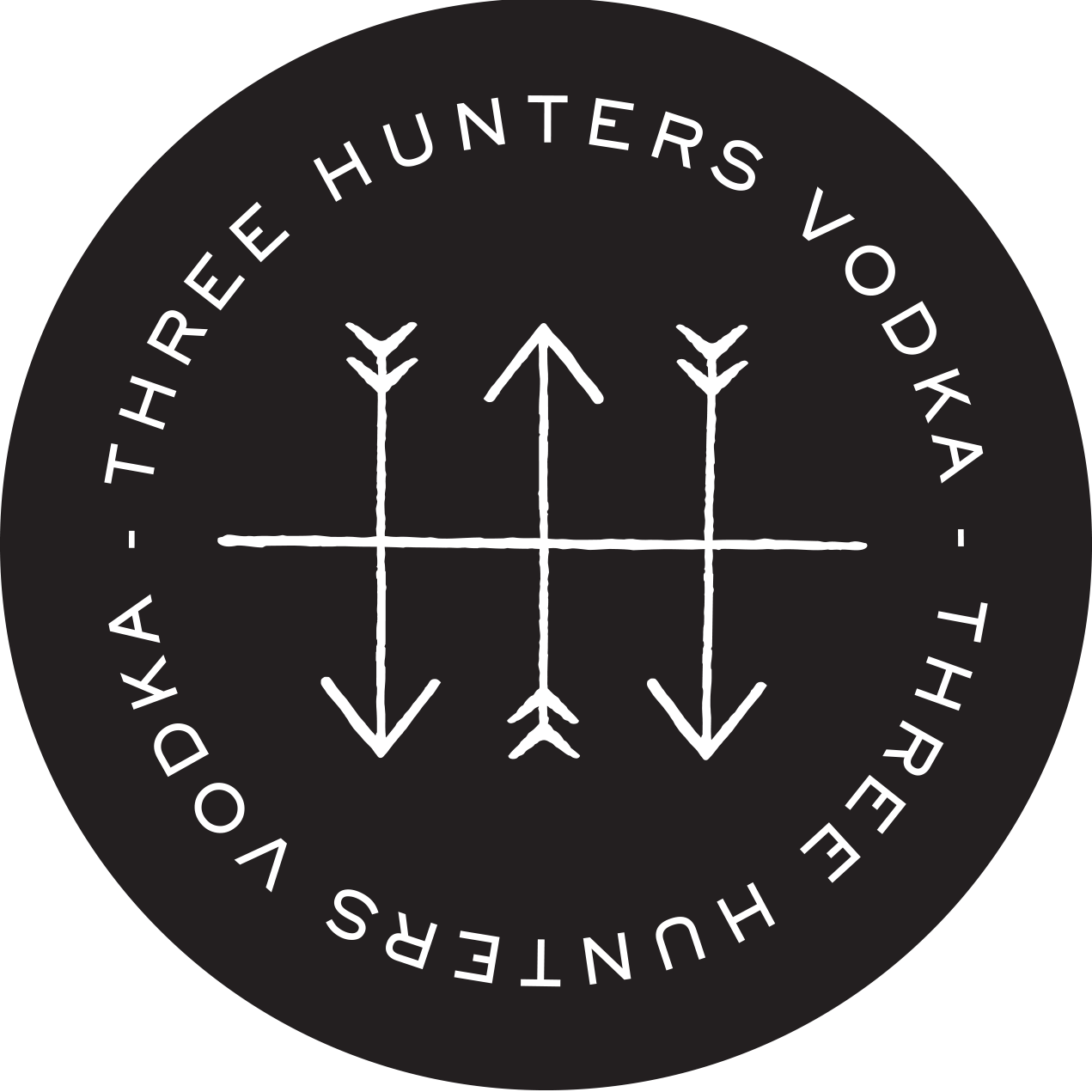 Three Hunters Vodka