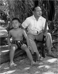 soeharto and friend