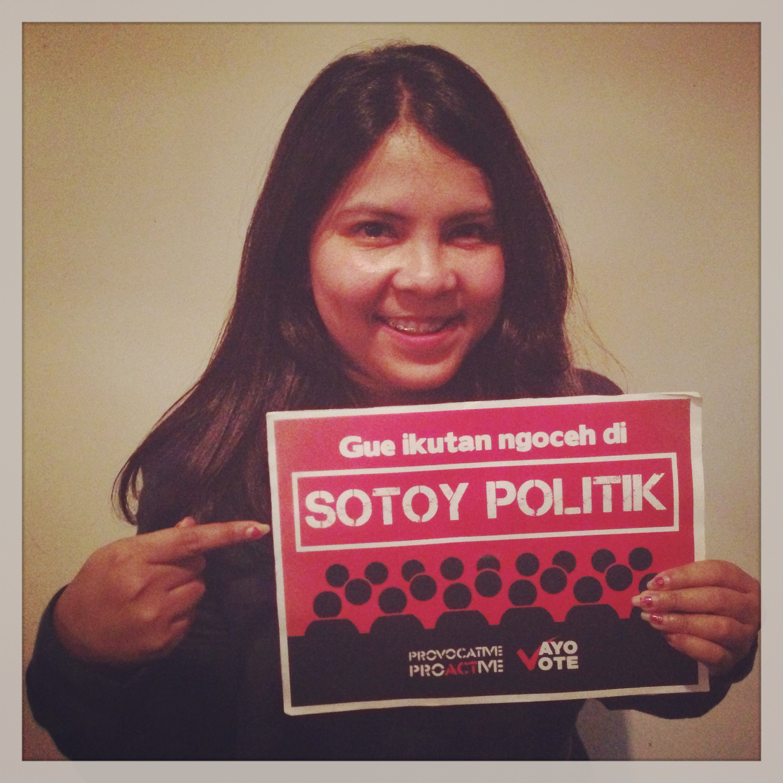 Me at SotoyPolitik