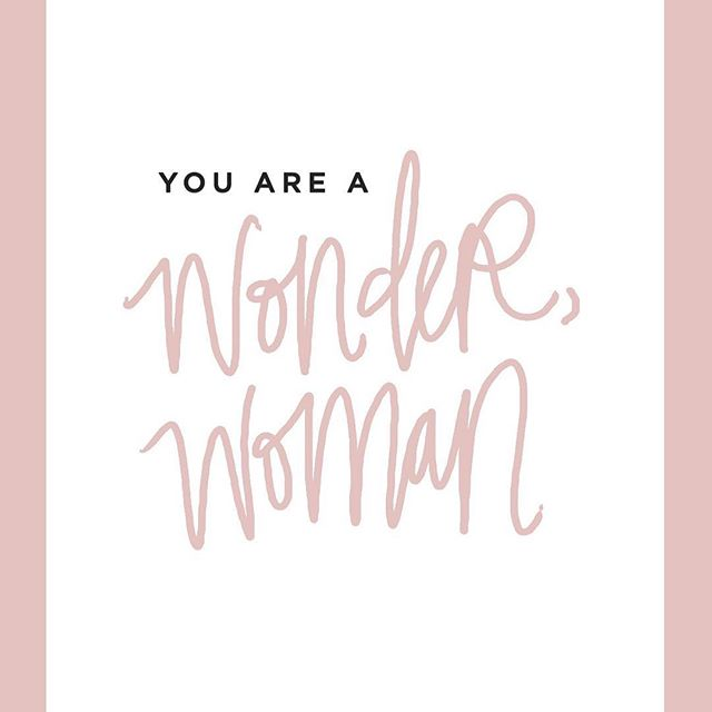 ✨it's no wonder why darkness quivers at the sight of your light. 🙌🏽 no wonder why the timid are catapulted into freedom when you live authentically. 💪🏽 no wonder why the enemy has been trying to shame you into silence, because he knows the faith in your voice can move mountains. ⚡️ you are a wonder, woman. tag a #wonderwoman you know! #internationalwomensday