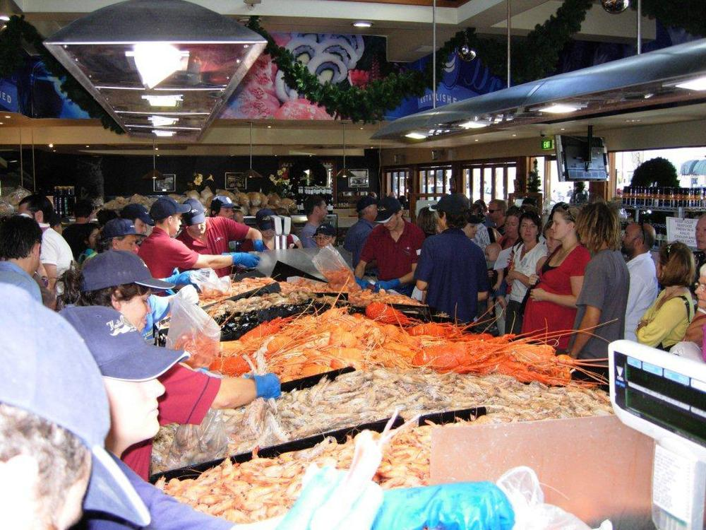 Kailis Bros Seafood Market