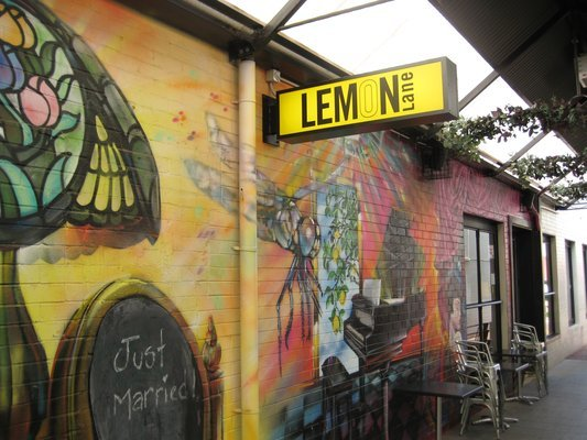 Lemon Lane Cafe