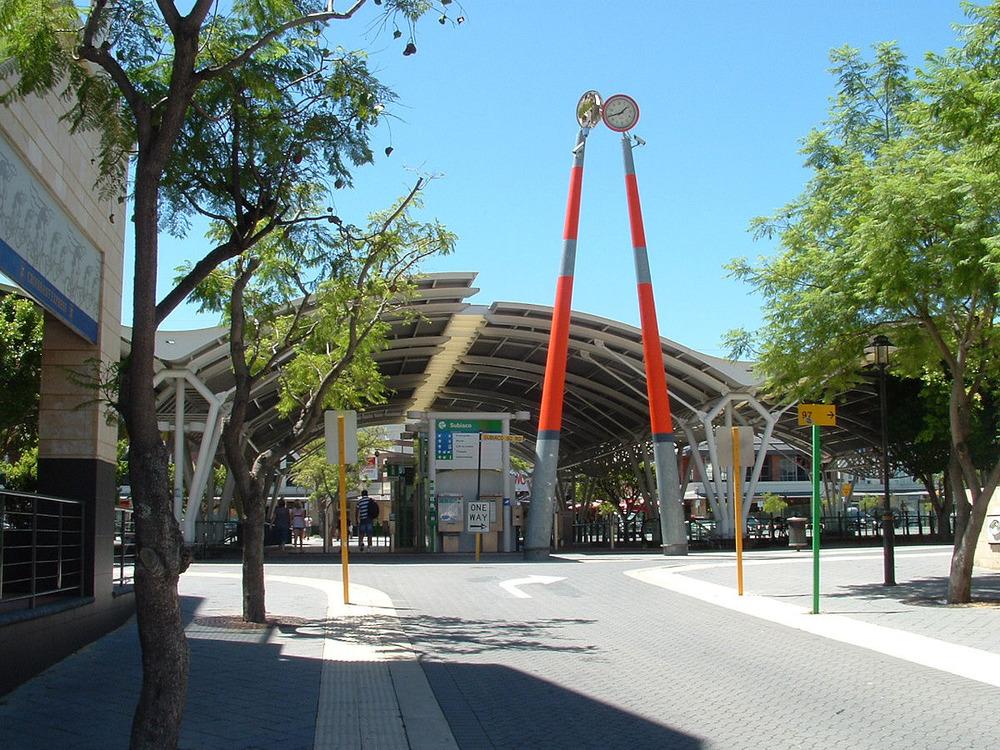 Subiaco Train Station