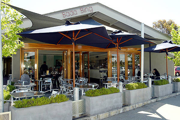 Outdoor Restaurants