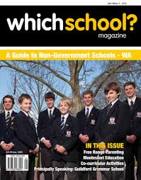 Which School Magazine WA