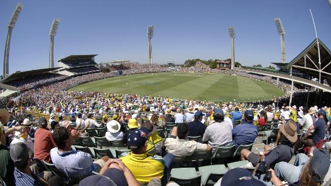 whats on at the waca?