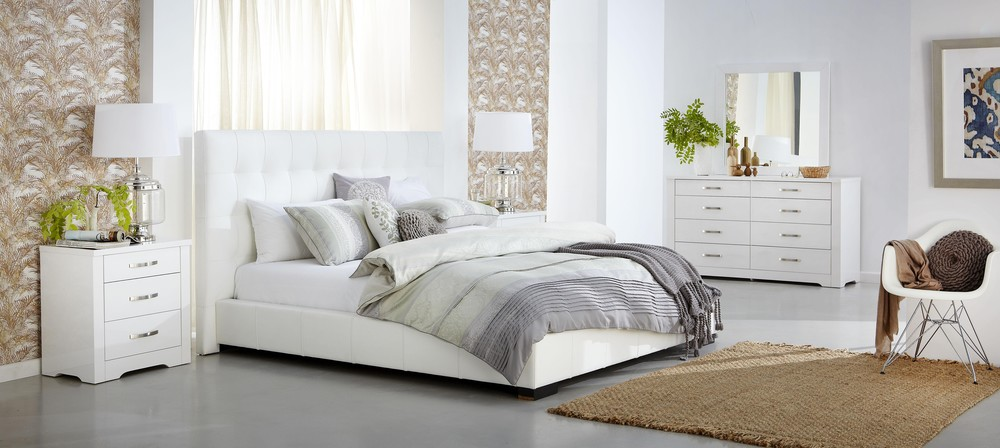 we are able to arrange furniture leasing and have it ready for when you arrive.