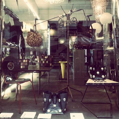 RE(F)USE showroom, Via di Fontanella Borghese 40, Rome.