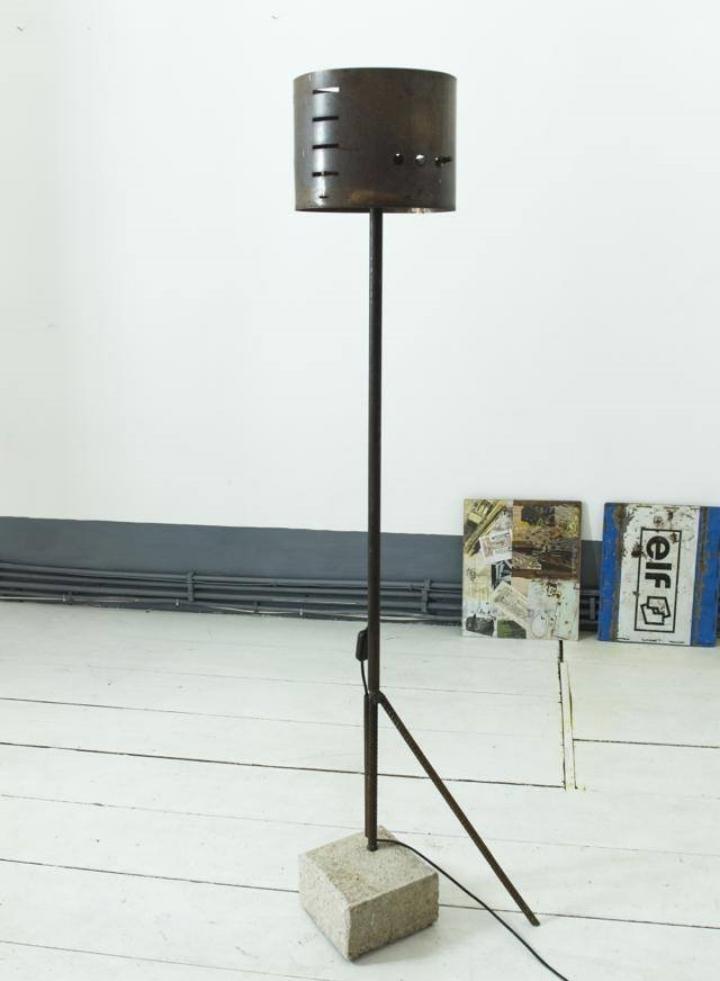 BBQ lamp