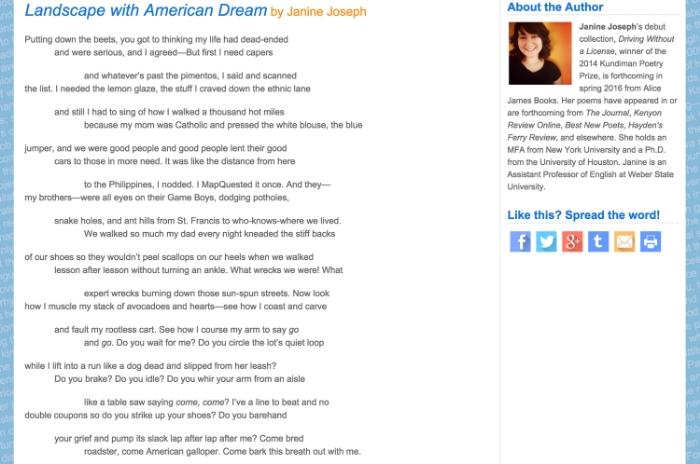 jumper poem