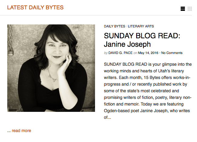 Janine Joseph Sunday Blog Read.jpg
