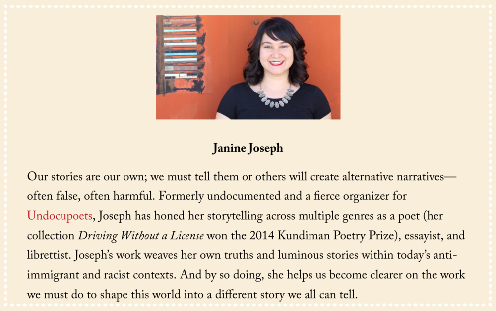 "Featured in ""The Newest Wave of Asian-American Writers You Should Know"