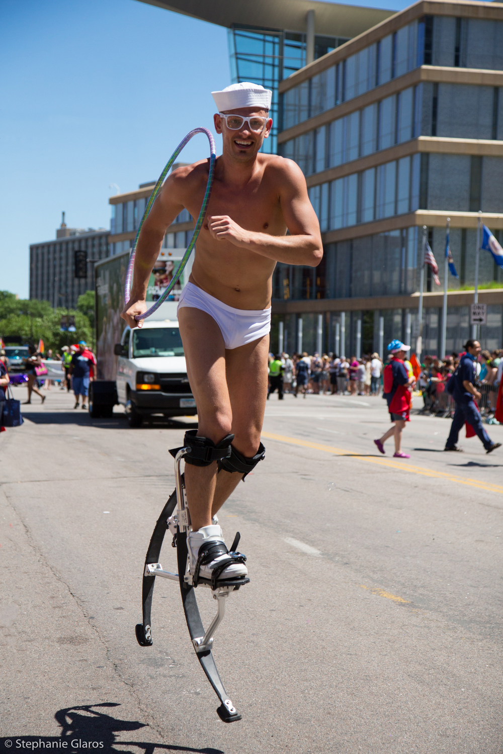 Twin Cities Pride parade, Minneapolis