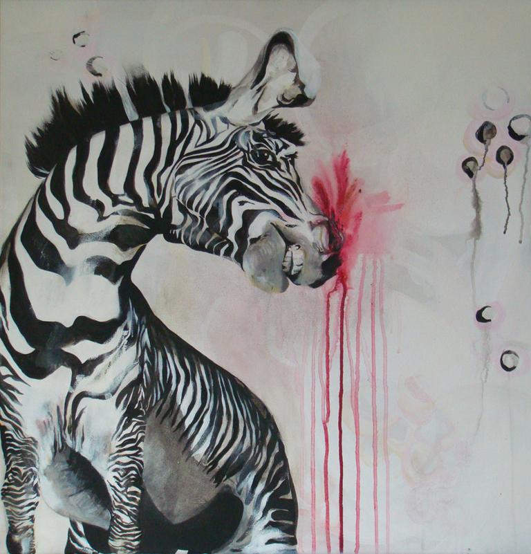 The Chiropractor, Zebra