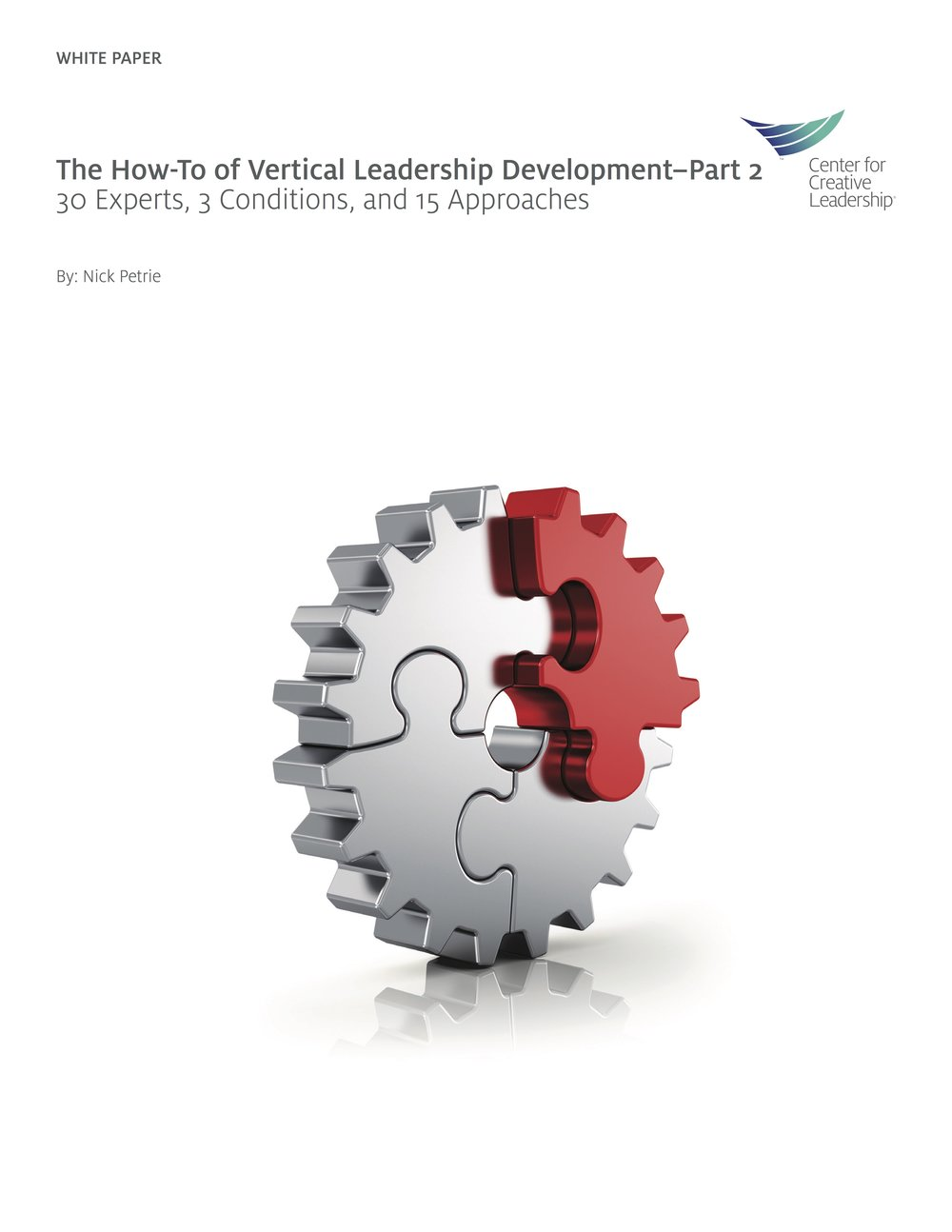 "The ""HOW TO"" Vertical Development"