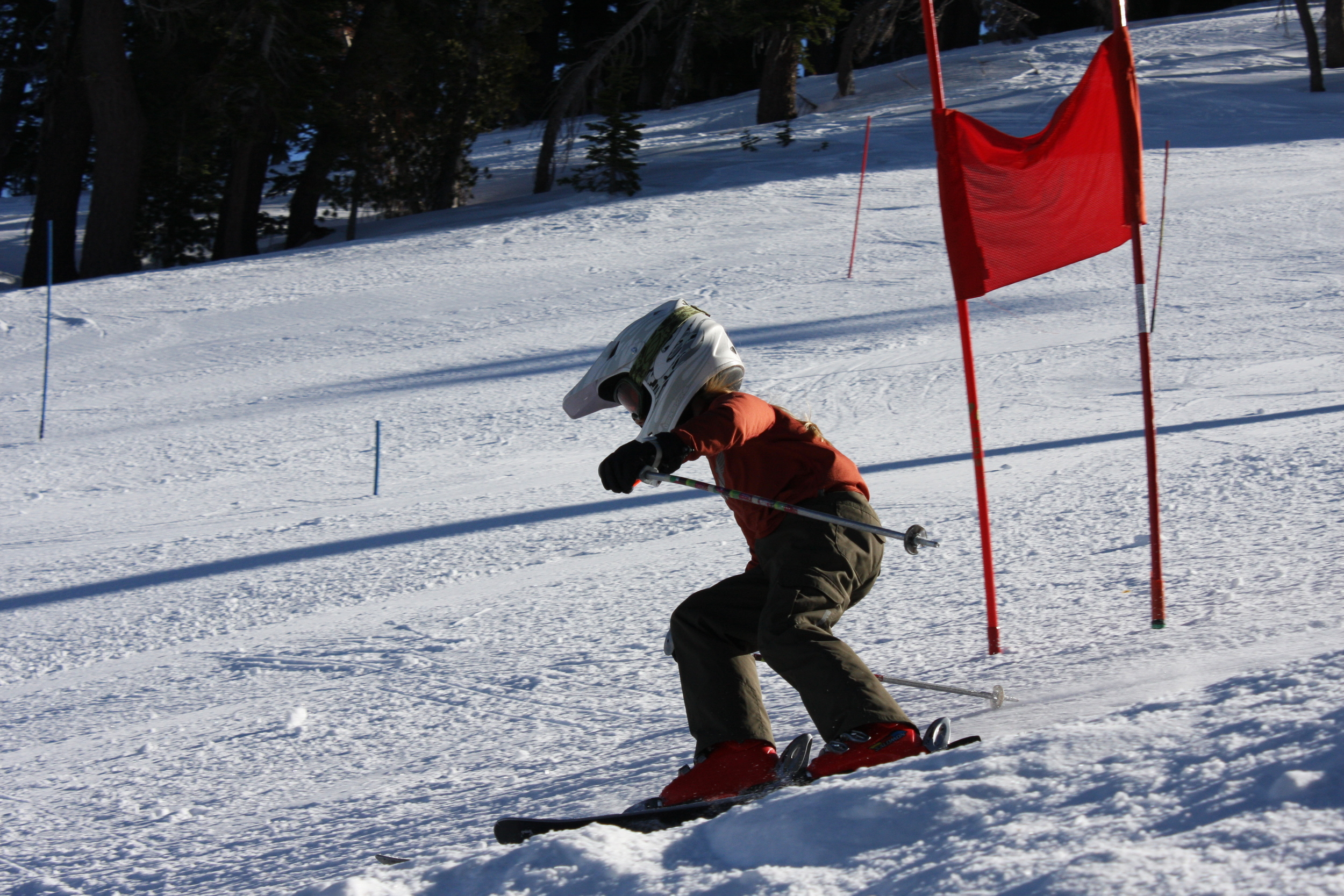 GS race at Kirkwood