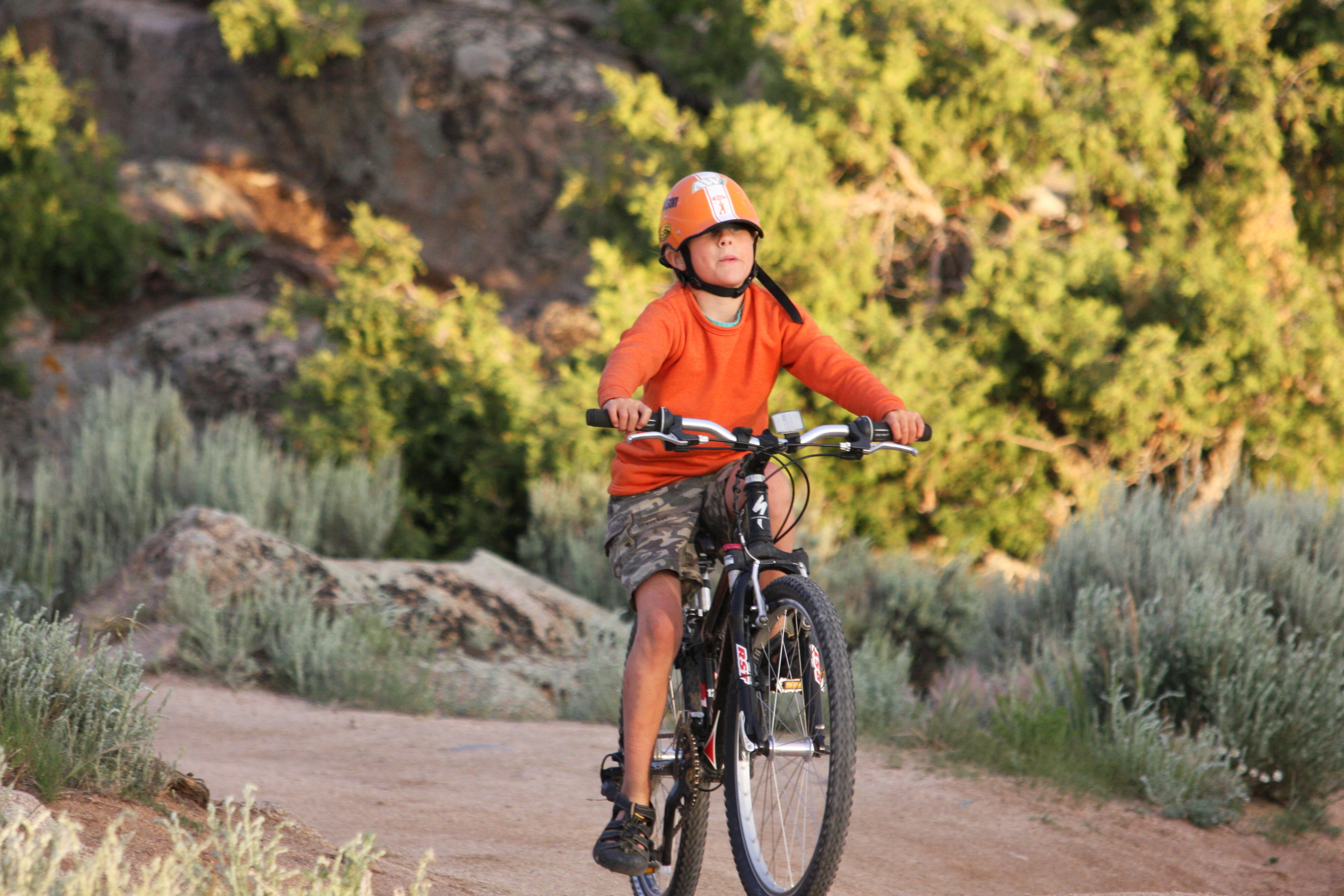 Biking in Gunnison