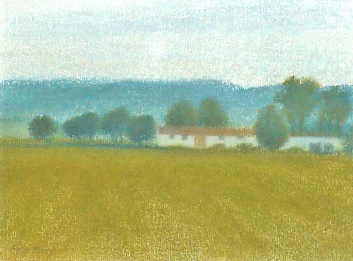Farmhouse, Dordogne valley