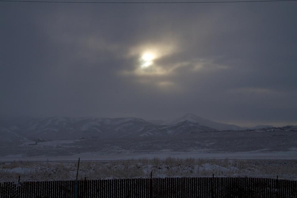 Breaking Sun, Utah.