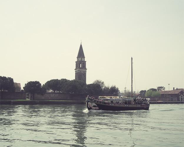 sail around Venice's lagoon