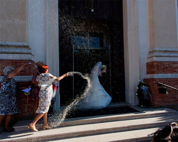 church wedding in venice