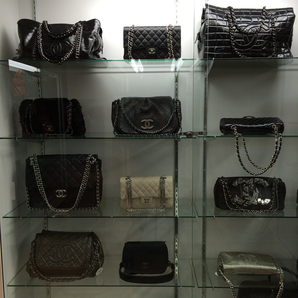 Chanel, Hermes & more designer handbags from Only Authentics