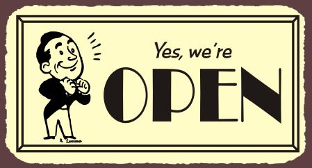 Yes, We're Open! — Annex Markets: Chelsea Flea Market