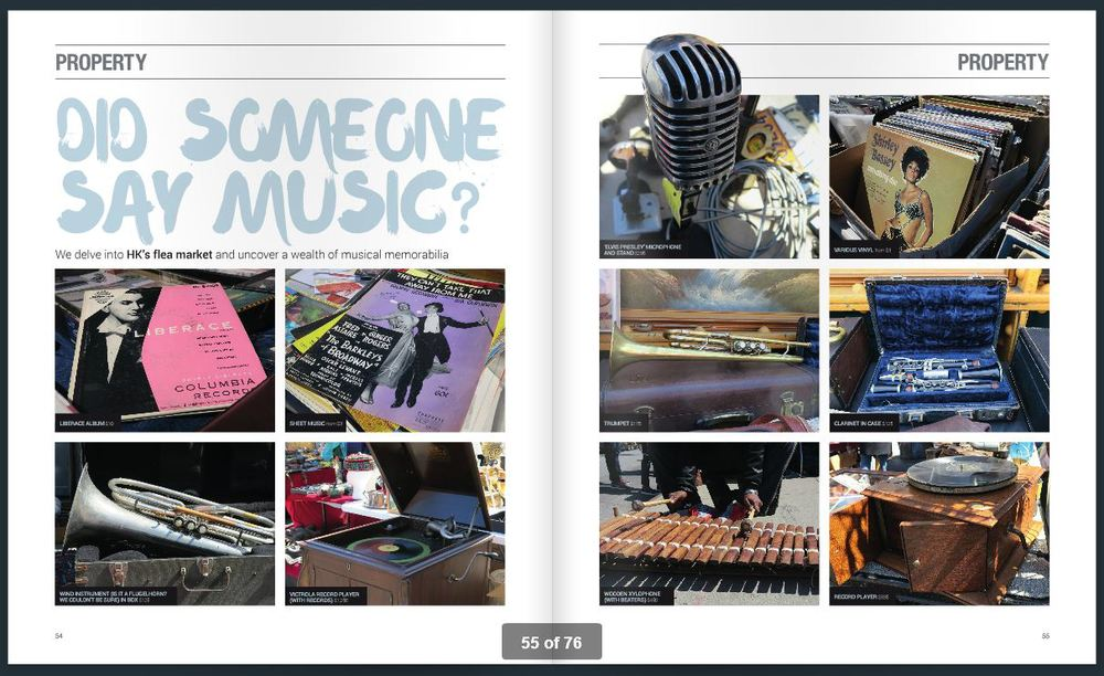 W42ST Magazine: Did Someone Say Music?