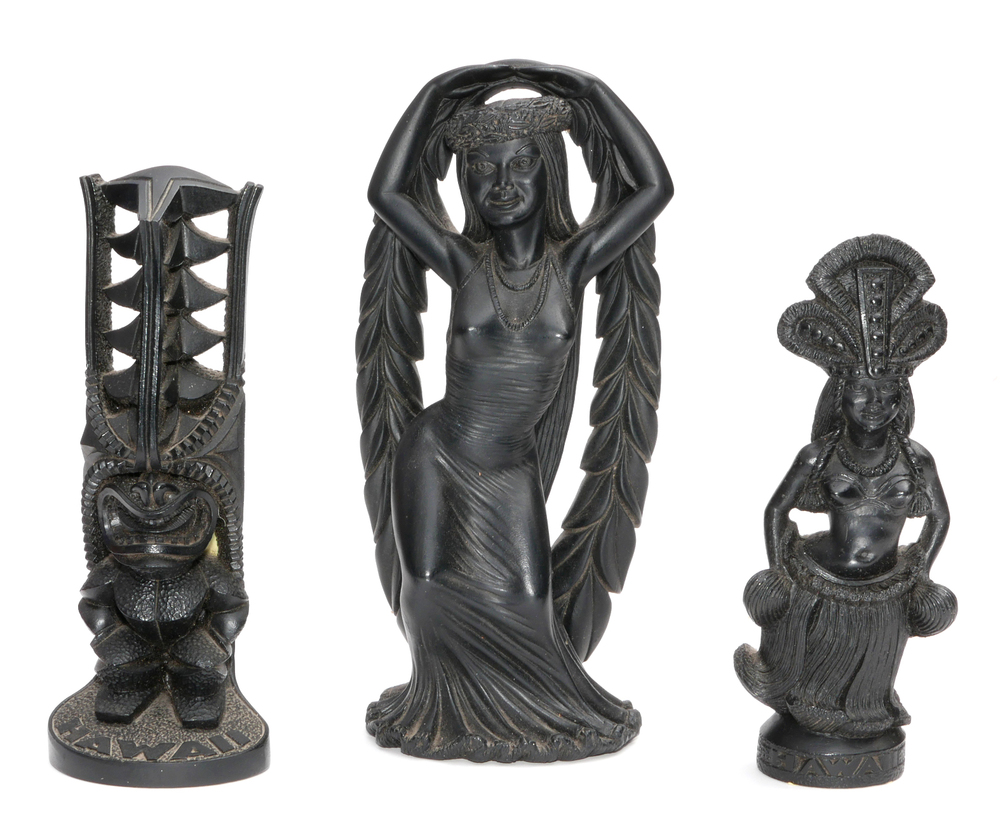 Hand Carved Tribal Sculptures