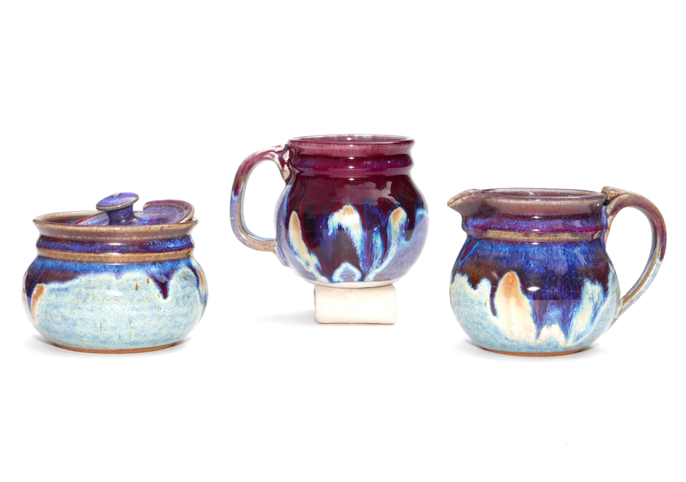 Hand Glazed Handmade Pottery