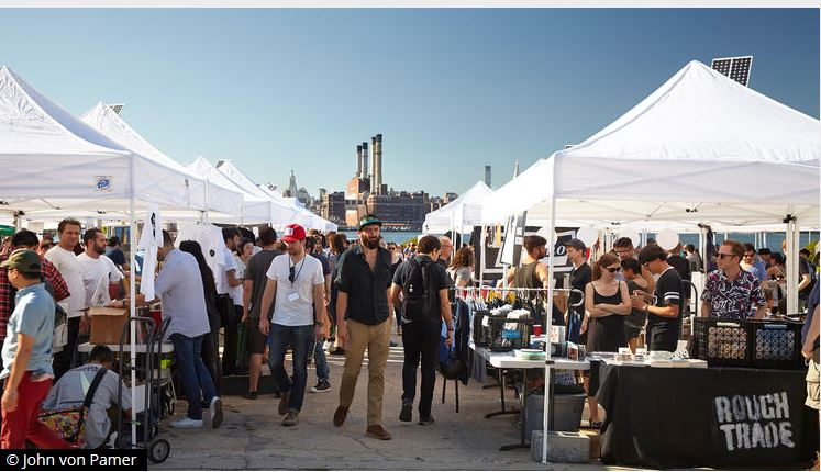 Time Out New York: Here are the opening dates for all your favorite flea and food markets