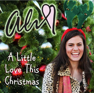 """A Little Love This Christmas"" - Ali Isabella (A Little Love This Christmas - Single)"