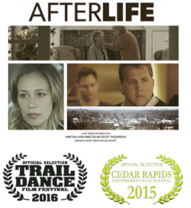 """Let You Go"" -  Afterlife  (film placement)"