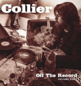 """A Little More"" Tommy Collier    (Off the Record)"