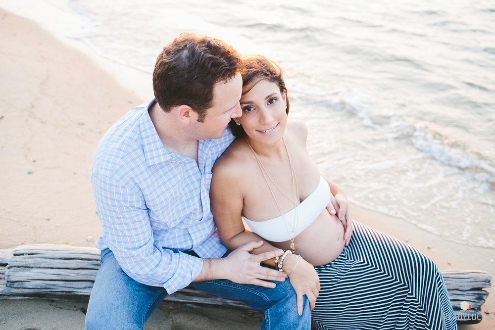 Maternity Portrait  Photo By:  Lindsay Hite @ Ready Luck