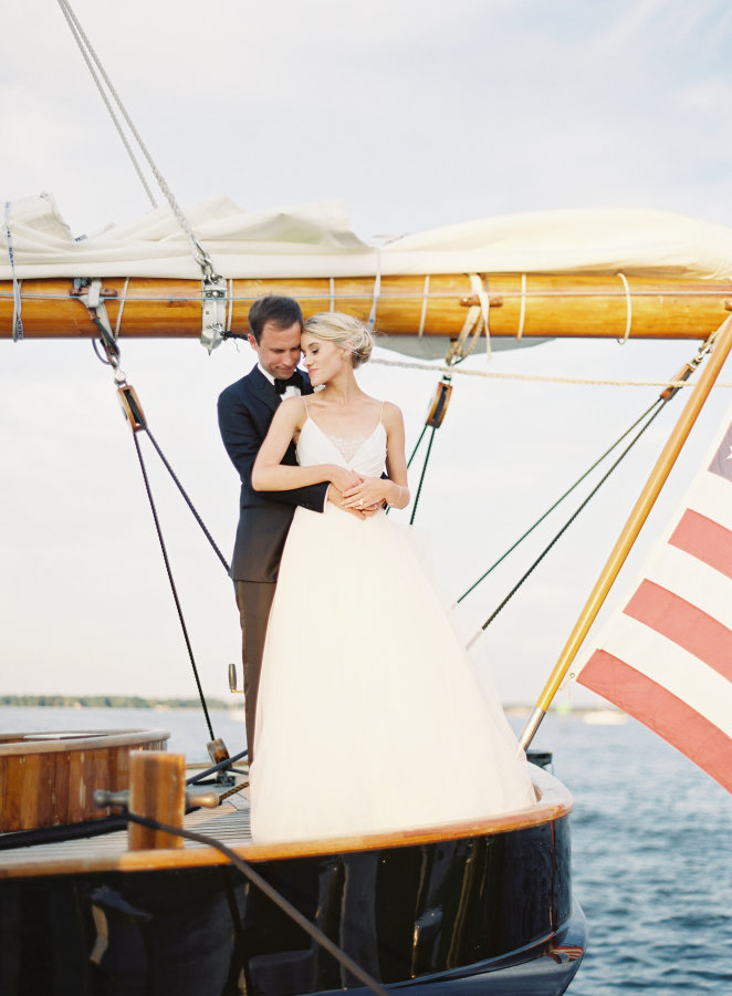 Photo By: Michael and Carina Photography   Featured on the cover of, Washingtonian Bride and Groom-- The Advice Issue (2017)