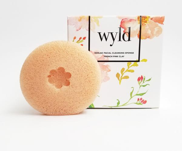 This Konjac Facial Cleansing sponge in French Pink clay  has been a getle exfoliating dream. Within one day it removed the dry flakey skin around my nose and chin. At a whopping Price range of $13.50-$16.00, this should be your new shower staple.  Thank you To the girls at, Take care Shop for recommending this ProducT.